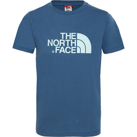 The North Face Easy SS Tee Kinder shady blue/canal blue